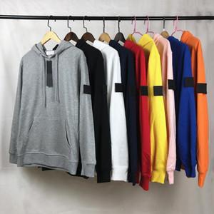 남성용 후드 고품질 망 후드 스웨트 셔츠 패션 스트리트웨어 긴 소매 풀오버 캐주얼 까마귀 맨 의류 탑 플러스 사이즈 s ---- 5xl