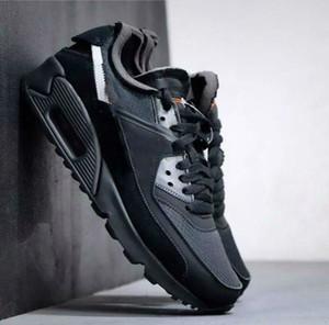 90s preto cone branco camurça os 10 sapatos de corrida deserto ore mulheres homens sneakers homens ao ar livre homens treinadores AA7293 US11