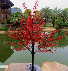Светодиодный рождественский свет вишневый цвет дерева 480 шт. Светодиодные луковицы 1,5 м / 5 футов Высота внутреннего или наружного использования