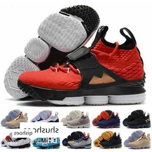 15 XV Diamond Turf 15s Ep Mens Scarpe da basket uguaglianza Black Bianco Rosso Red Edition Sneakers Zapatos Dimensione US 7-12