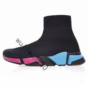 WU1R1G جورب الأحذية 2021 سرعة تشغيل الجري أحذية رياضية عالية الأعلى للرجال النساء أسود رمادي اوريو متماسكة المدربين الأزياء باريس مصممو الكاحل الأحذية المتسكعون