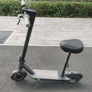 Nantbot Max Electric Scooter Skaterboard Seat Foldable 높이 조절 가능 - 스쿠터 시트 의자