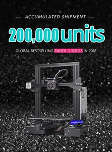 new launched diy 3d printer Ender-3 complete to E3 I3