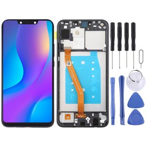 LCD Screen and Digitizer Full Assembly with Frame for Huawei Nova 3i