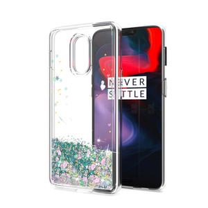 Estuches para teléfono Bling Bring Glitter Quicksand para 1 + 6T / One Plus 6t 1 + 7 / OnePlus 7 Nord N105G Google Pixel3axl Foxxd