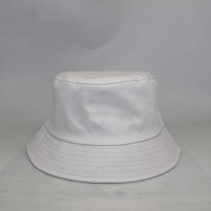 Sombrero de cubo de la carta del diseñador de la moda para mujer para hombre gorras plegables de pescador negro Playa Playa Sun Visor Ancho sombreros de ala nadura plegable Ladies Bowler Cap