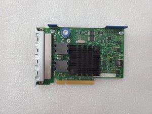 665240-B21 669280-001 366FLR Quad Port Gigabit Network Card Adapte FOR HP