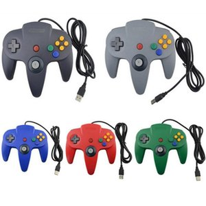 Game Controllers & Joysticks ABS Controller With USB Cable For N64, Board Computer Games, Joystick, Console Windows 7   8 10 Vista