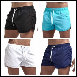 JOCKMAIL Swimming Shorts For Men Swimwear Man Swimsuit Swim Trunks Summer Bathing Beach Wear Surf beach Short board pants Boxer