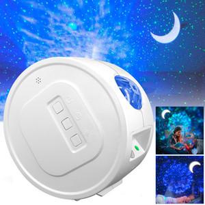 Star night lumière projecteur étoilée Sky Moon projecteur home enfants chambre décoration LED lumières Galaxy océan Nébuleuse lampe enfants cadeau d'anniversaire