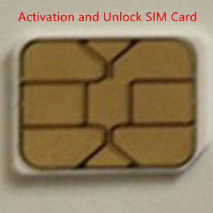 Smart Activation Unlock SIM Card for iPhone 6S 7 8 X XS XR 11 12 4G 5G ONESIM GEVEY PRO Editable ICCID