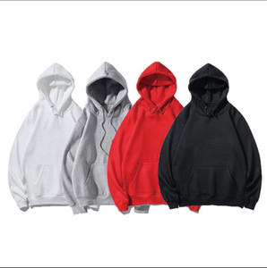 21 New Mens Hoodies Hooded Fashion Letter Printing Multiple Color Style Hooded Casual Streetwear Men and Women The Same Style Sweatshirts