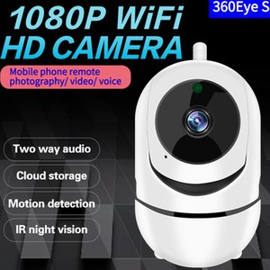 Wireless wfi Mini IP Camera 1080P 720P Cloud storage Wifi Smart Camera Intelligent Auto Tracking of Human Home Security CCTV cam