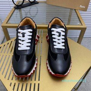 Sneakers de sport à la chaussure à pied