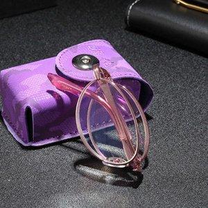 OFF 70% Neue faltbare Presbyopie Herren- und Frauenharz-Harz Super tragen Anti Blue Light Reading Hyperopia Glasses Spiel H6HI