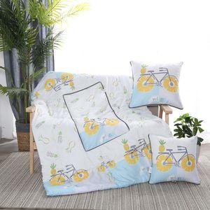 Pillow by office cushion pillow nap blanket pillow by car folding quilt gift 2021 XL88