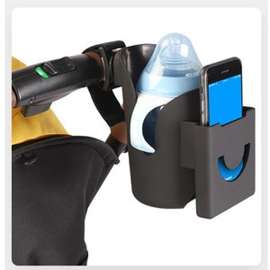 Stroller Parts & Accessories Creative Mobile Phone Holder 2 In 1 Universal Cup Baby Pushchair Bottle For By Wheelchair