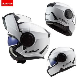 100% Оригинал Capacete LS2 FF902 Сфера охватывает модульный мотоцикл шлем мужчина женщин Casco двойной объектив Casque Moto
