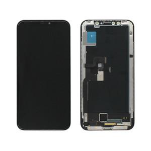 ملحقات الهاتف المحمول ل iPhone X LCD، عرض لفون X، شاشة لفون X الجمعية شحن مجاني