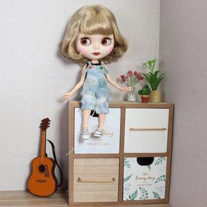Icy DBS Blyth Boneca 1/6 BJD Preço Especial Nude Body Body 30cm Girl Girl Presente 0222
