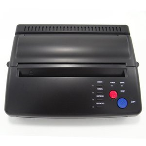Printers Tattoo Transfer Machine Device Copier Printer Drawing Thermal Stencil Maker Tools For Paper Copy Printing