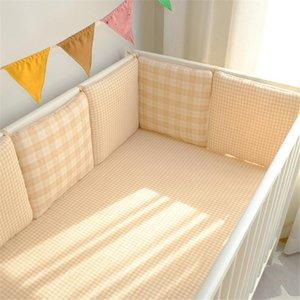 30x180cm Crib Protector Braid Cushion Baby Bumpers Baby Room Bed Bumper Newborn Cot Bumper Kids Room Decoration Child Cushions