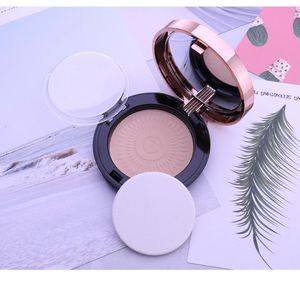 Blush 1PC 3Colors Natural Long Lasting Brighten Skin Colour Concealer Foundation Matte Rouge Powder Cake