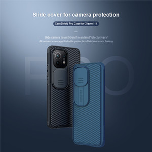 Nillkin Camshield Pro Series Hard Case for Xiaomi 11 Mi11 Camera Lens Protection Slide Protect Cover