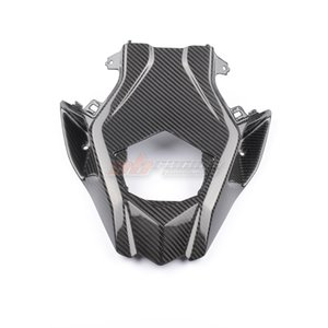 Motorcycle Black Undertail under seat panel For BMW S1000RR 2019-2020 Carbon Fiber 100%