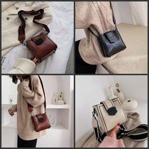PU Waterproof Women's Handbag Female Luxury Designer Shoulder Bag High Quality Leather Strap Crossbody Bags Clutch Bags Purse 426 Y2