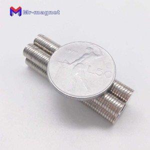 Magnets refrigerator magnets 100pcs bulk small round ndfeb neodymium disc dia 6mm x 1.5mm n35 super powerful strong rare earth magnet 8GAZ