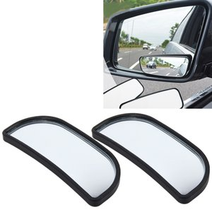 wtyd for mirrors 3R-066 2 PCS Car Truck Blind Spot Rear View Wide Angle Mirror Blind Spot Mirror Blind Spot and Wide Mirror Size 8334cm