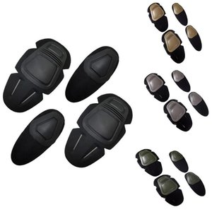Paintball Combat G2 G3 Protective Knee Pads Army Knee Pads Army Pants Trousers Tactical Accessories