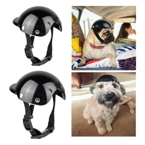 Motorcycle Helmets Pet Helmet Sun Rain Protection Safety Hat For Riding