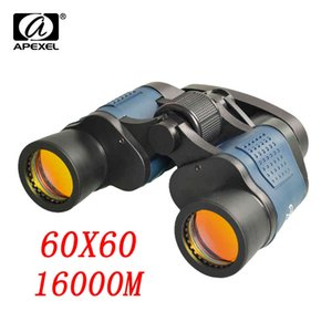 APEXEL 60X60 Powerful Professional HD 16000M Binoculars Long Range Tourism Camping Hunting Optical Telescope