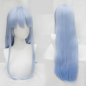 Costume AccessoriesGame Girls Frontline HK416 Cosplay Wig Halloween Party Long Synthetic Hair Cosplay Wigs + Wig Cap