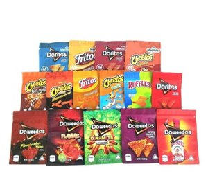 In stock Edible Bags Smell Proof Medibles Packaging stand up pouch mylar bag Free custom printed