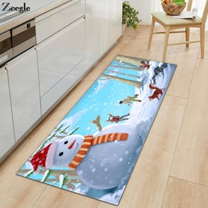 Carpets Zeegle Rugs And For Home Living Room Anti-slip Kitchen Rug Long Rectangle Hallway Floor Absorbent Bedside Carpet Mat