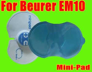 10 packs Self Adhesive Replacement Set Mini Pad Gel Pad Sheet Film For Beurer EM10 EMS Electrical Stimulation