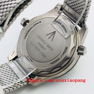 2021 high quality sea no time to die aqua business watches terra men 007 sport wristwatches james bond master boss mens watch VS D10150