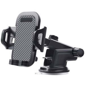 Cell Phone Mounts & Holders Holder For Car Truck Drivers Universal Upgraded Handsfree Stand Dash Windshield Air Vent Mobile Mount