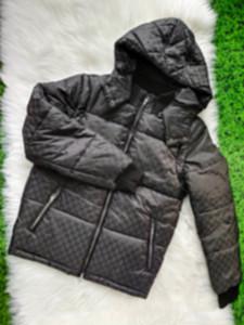 2021FW hombre diseñadores ropa diseñadores hombres ropa chaquetas empalme bolsillos casual para hombre abrigos de invierno para hombre chaqueta de plata