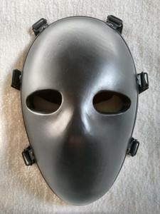Maschera a prova di pallottole a Aramid Ballistic Nij IIIA, maschera viso XH88TX