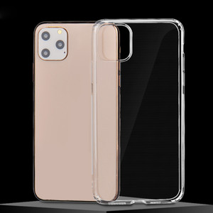 Clear Case with Camera Protection For iPhone 12 Mini 11 Pro Max 12Pro 11Pro XS X XR 6 6S 7 8 Plus Galaxy S21 S10 Silicone Cover Accessories