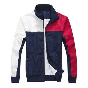 Erkek Ceketler erkek Ceketler Yüksek Kalite Hızlı Kargo Pürüzsüz ve Yumuşak Kumaş Baskı ve Nakış Dikiş Fermuar
