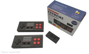 U Bao620 TV game console MINI FC classic wireless Bluetooth handle NES doubles nostalgic retro video games consoles by UPS