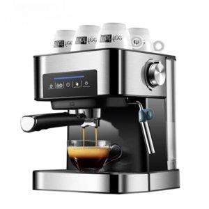 Кофемашина Espresso 20 бар Высокое давление Пара Полуавтоматический Кофеварка Молоко Пузырь Кофеварки ЕС US Plug