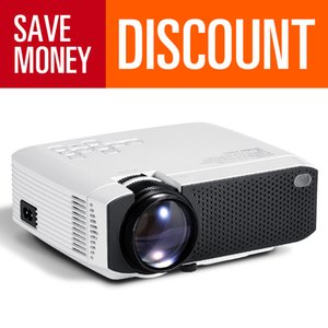 AUN MINI Support 4K Full HD 1080p Home Theater 3D Video Projector Portable Beamer for Outdoor