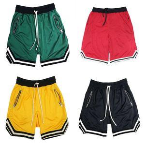 Men's shorts mens musculation maillot basket Plus size mesh basketball shorts short homme summer Hip hop men casual shorts Loose pantalones X0628
