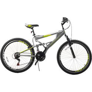 Спорт на открытом воздухе велосипедные велосипеды 26 '' горный велосипед с полной подвеской 21-ступенчатой алюминиевой рамкой велосипед